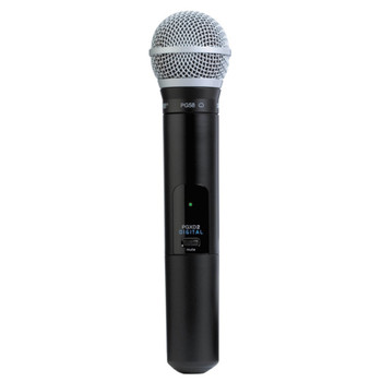 SHURE PGXD2/PG58 Handheld Wireless Microphone Transmitter. EMI Auido