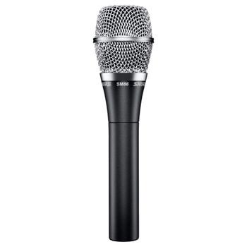 SHURE SM86 Cardioid Condenser Handheld Vocal Microphone. EMI Audio