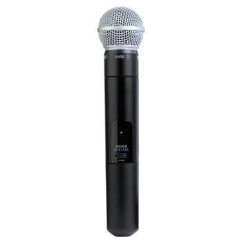 SHURE PGXD2/SM58 Handheld Wireless Microphone Transmitter. EMI Audio