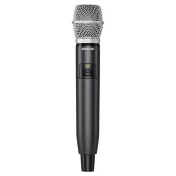 SHURE GLXD2/SM86-Z2 Handheld Transmitter with SM86 Microphone. EMI Audio