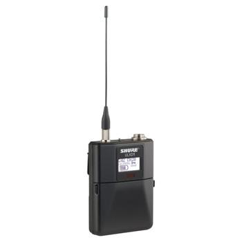 SHURE QLXD1-H50 Bodypack Transmitter. EMI Audio