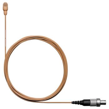 SHURE-TL45C/O-LEMO-cocoa-subminiature-Lav-Mic. EMI Audio