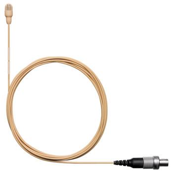 SHURE-TL45T/O-LEMO-tan-subminiature-Lav-Mic. EMI Audio
