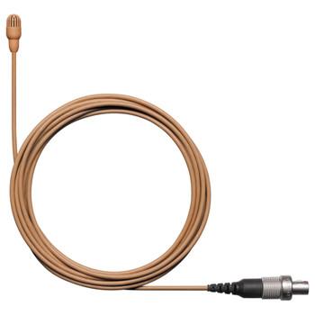 SHURE-TL46C/O-LEMO cocoa-subminiature-Lav-Mic. EMI Audio