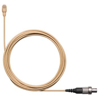 SHURE-TL46T/O-LEMO tan-subminiature-Lav-Mic. EMI Audio