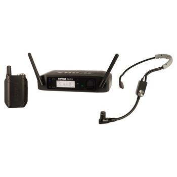 SHURE GLXD14/SM35-Z2 GLXD14 HEADSET SYSTEM W/SM35. EMI Audio
