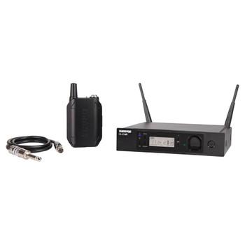 SHURE GLXD14R-Z2 GLXD14R INSTRUMENT SYSTEM. EMI Audio