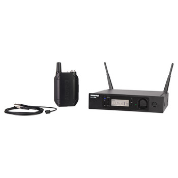 GLXD14R/93-Z2 GLXD14R LAVALIER SYSTEM WITH WL93. EMI Audio