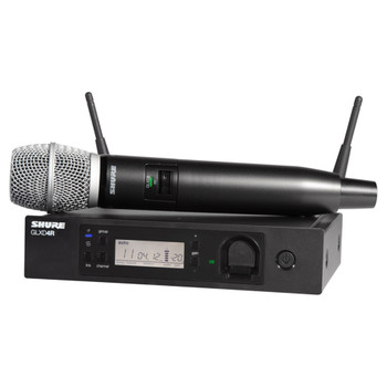 SHURE GLXD24R/SM86 GLXD24R VOCAL SYSTEM WITH SM86. EMI Audio