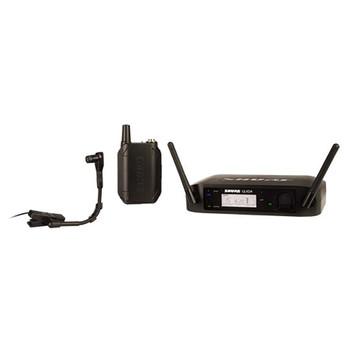 SHURE GLXD14R/B98-Z2 GLXD14R INSTRUMENT SYSTEM W/BETA98H/C. EMI Audio