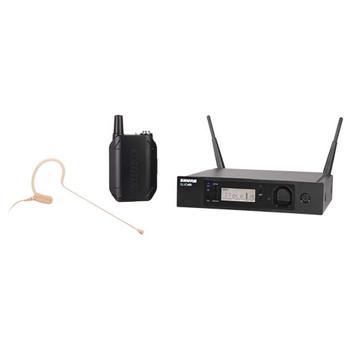 SHURE GLXD14R/MX53-Z2 GLXD14R HEADSET SYSTEM W/MX153. EMI Audio