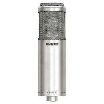 SHURE KSM353/ED Premier Bi-Directional Ribbon Microphone. EMI Audio
