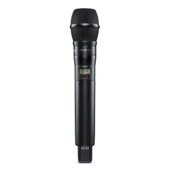SHURE-ADX2FD/K9B-ADX-FD-HH-axient-hand-held-transmitter-with-2-discrete-RF-carriers. EMI Audio