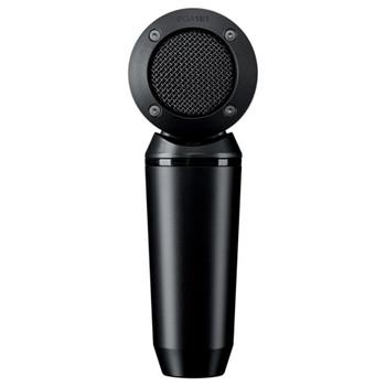 SHURE PGA181-LC Side-address cardioid condenser microphone. EMI Audio
