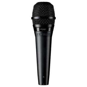 SHURE PGA57-XLR Cardioid dynamic instrument microphone - XLR-XLR cable. EMI Audio