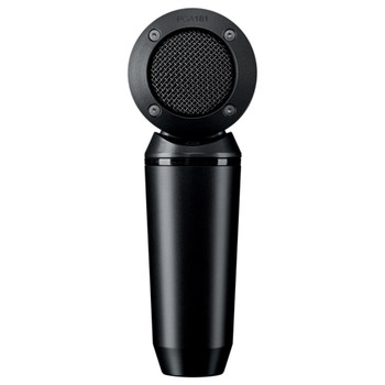 SHURE PGA181 Side-Address Cardioid Condenser Microphone. EMI Audio