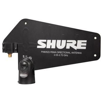 SHURE PA805Z2-RSMA PASSIVE DIRECTIONAL ANTENNA (GLX-D). EMI Audio