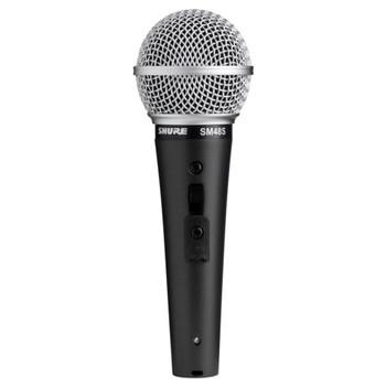 SHURE SM48-LC Cardioid Dynamic mic. EMI Audio