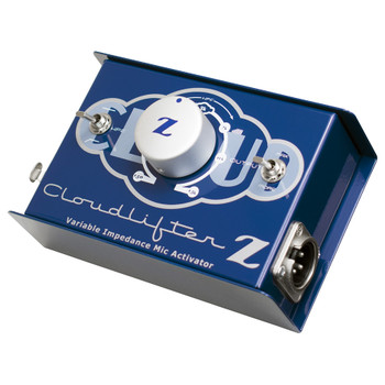 Cloudlifter Z Variable Impedance Mic Activator angle view