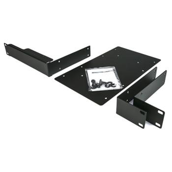 Rackmount kit for up to 2 GPIO / DX-Hub, half-U or 1U