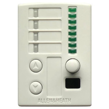 ALLEN & HEATH PL-14 GR4 Specific Intelligent Wall Plate.