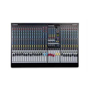 ALLEN & HEATH GL2400-16 16 mic/line + 2 stereo mixer, top view