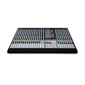 ALLEN & HEATH GL2400-24 24 mic/line + 2 stereo mixer front view