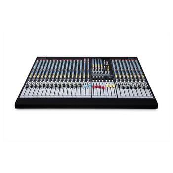 ALLEN & HEATH GL2400-24 24 mic/line + 2 stereo mixer front view