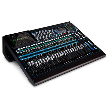 ALLEN & HEATH QU-24C 24 channel digital mixer front view