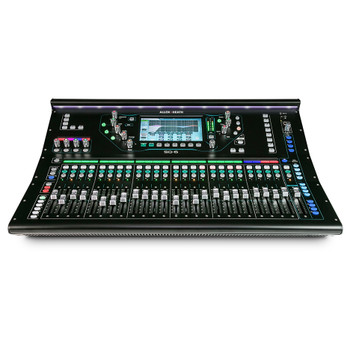 ALLEN & HEATH SQ-6 96kHz XCVI FPGA processing, 48 Input Channels front view