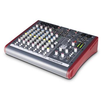 ALLEN & HEATH ZED10FX 4 Mic/Line mixer angled view