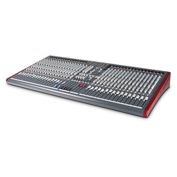 ALLEN & HEATH ZED436 4-Buss Mixer 32 Mic/Line mixer angled view