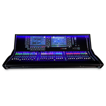 ALLEN & HEATH DLIVE-S7 S7000 dLive S Class 36 Fader Surface front view