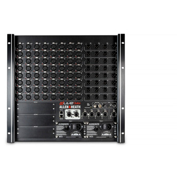 ALLEN & HEATH DLIVE-DM64 dLive S Class MixRack 64x32 I/O front view