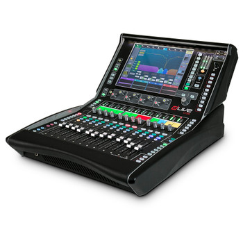 ALLEN & HEATH DLIVE-DLC15 dLive C Class C1500 12 Fader Surface right view