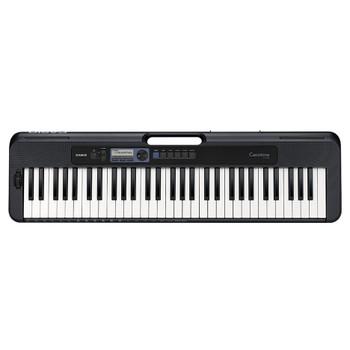 CASIO CT-S300 Casiotone Portable Keyboard. EMI Audio