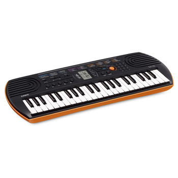 CASIO SA-76 Portable Keyboard. EMI Audio