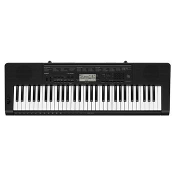 CASIO CTK-3500 Portable Keyboard top view. EMI Audio