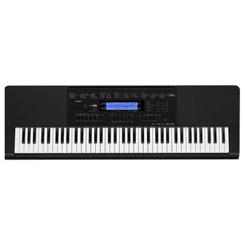 CASIO WK-245 Portable Keyboard top view. EMI Audio