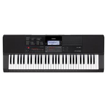 CASIO CT-X700 Portable Keyboard top view. EMI Audio.