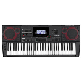 CASIO CT-X5000 Portable Keyboard top view. EMI Audio
