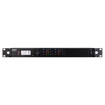 ULXD4D Dual-Channel Digital Wireless Receiver front
