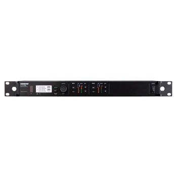 ULXD4D Dual-Channel Digital Wireless Receiver front. EMI Audio