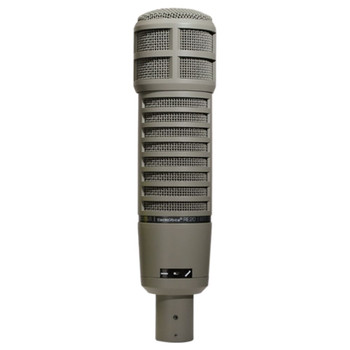 """Electro-Voice RE20 """"Classic"""" Variable-D dynamic cardioid studio microphone"""
