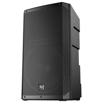 """Electro-Voice ELX200-15 15"""" 2-Way passive speaker angle"""