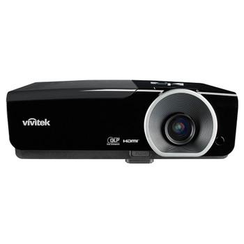 VIVITEK D963HD Plus High brightness 1080p multimedia 3D projector with lens shift front