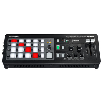 ROLAND XS-1HD Multi-Format Matrix Switcher front