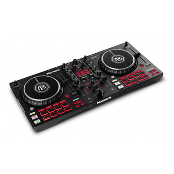 NUMARK Mixtrack Pro FX 2-Deck DJ Controller angle view