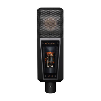 LEWITT LCT 940 Flagship Condenser Microphone w/ Blendable Tube + FET Circuitry - Front