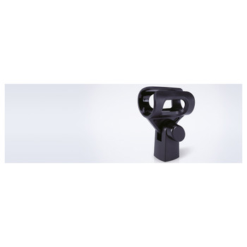 "LEWITT MTP 40 MCs Snap-in Handheld Microphone Clip, Compatible 3/8 & 5/8"" thread - mic clip"